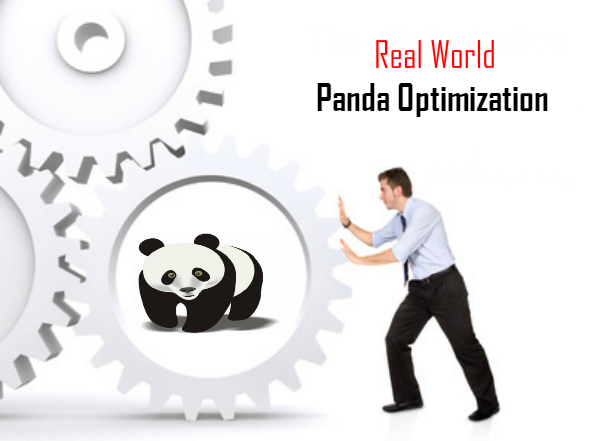 Real World Panda Optimization